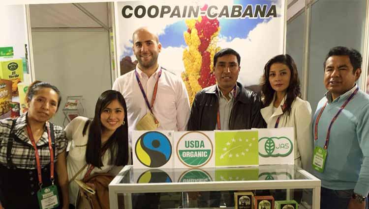 La coopérative Coopain Cabana est la première à avoir reçu l'approbation Fairtrade