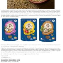 Parution sur le Site Gourmet & co , Août 2016