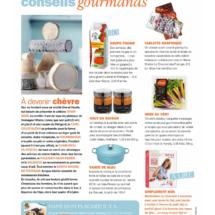 Parution dans le Magazine Marie Claire Idées, mai 2016
