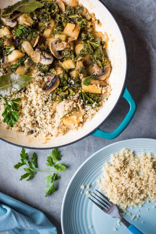 parsnip-mushroom-and-kale-stew-with-quinoa