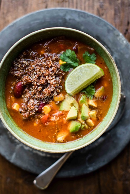 Quinola-Spicy-Mexican-Bean-Soup